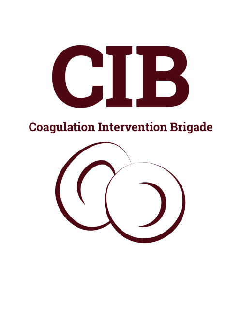Coagulation intervention brigade